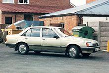 Vauxhall Carlton 1984 - 1994 Sedan #6