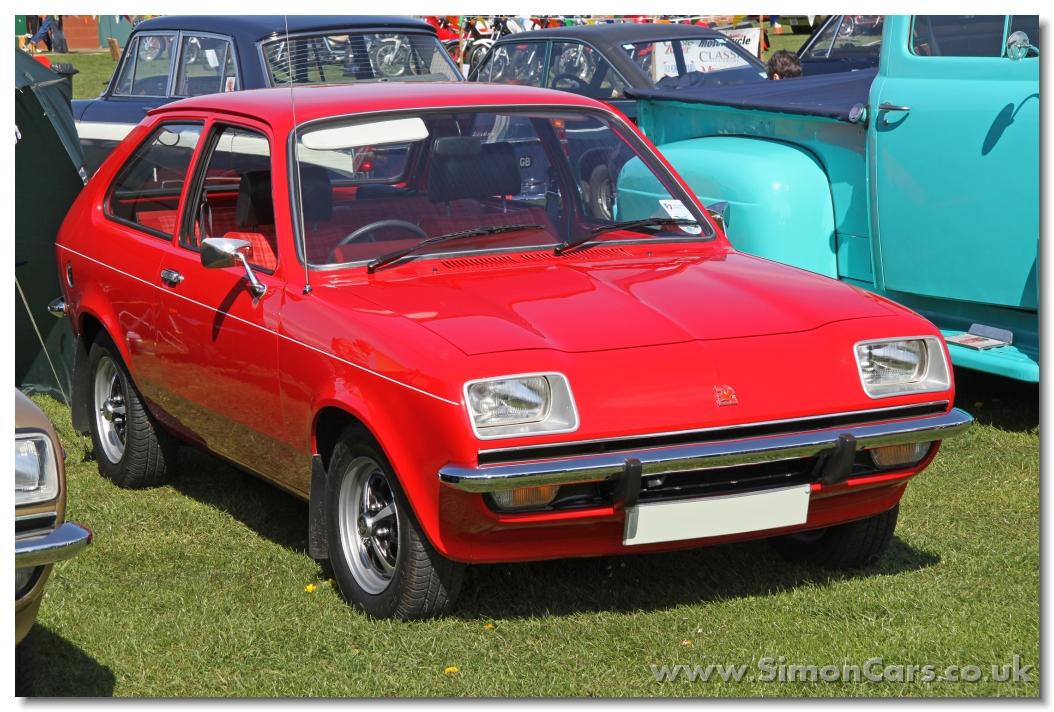 Vauxhall Chevette I 1975 - 1984 Sedan #2
