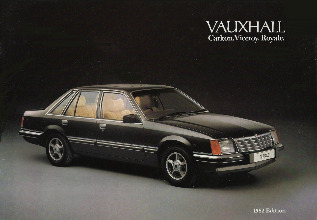Vauxhall Royale 1978 - 1987 Coupe #2