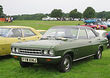 Vauxhall Ventora 1967 - 1976 Sedan #6