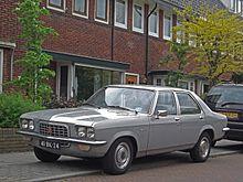 Vauxhall Ventora 1967 - 1976 Sedan #3
