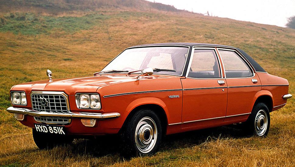 Vauxhall Ventora 1967 - 1976 Sedan #1