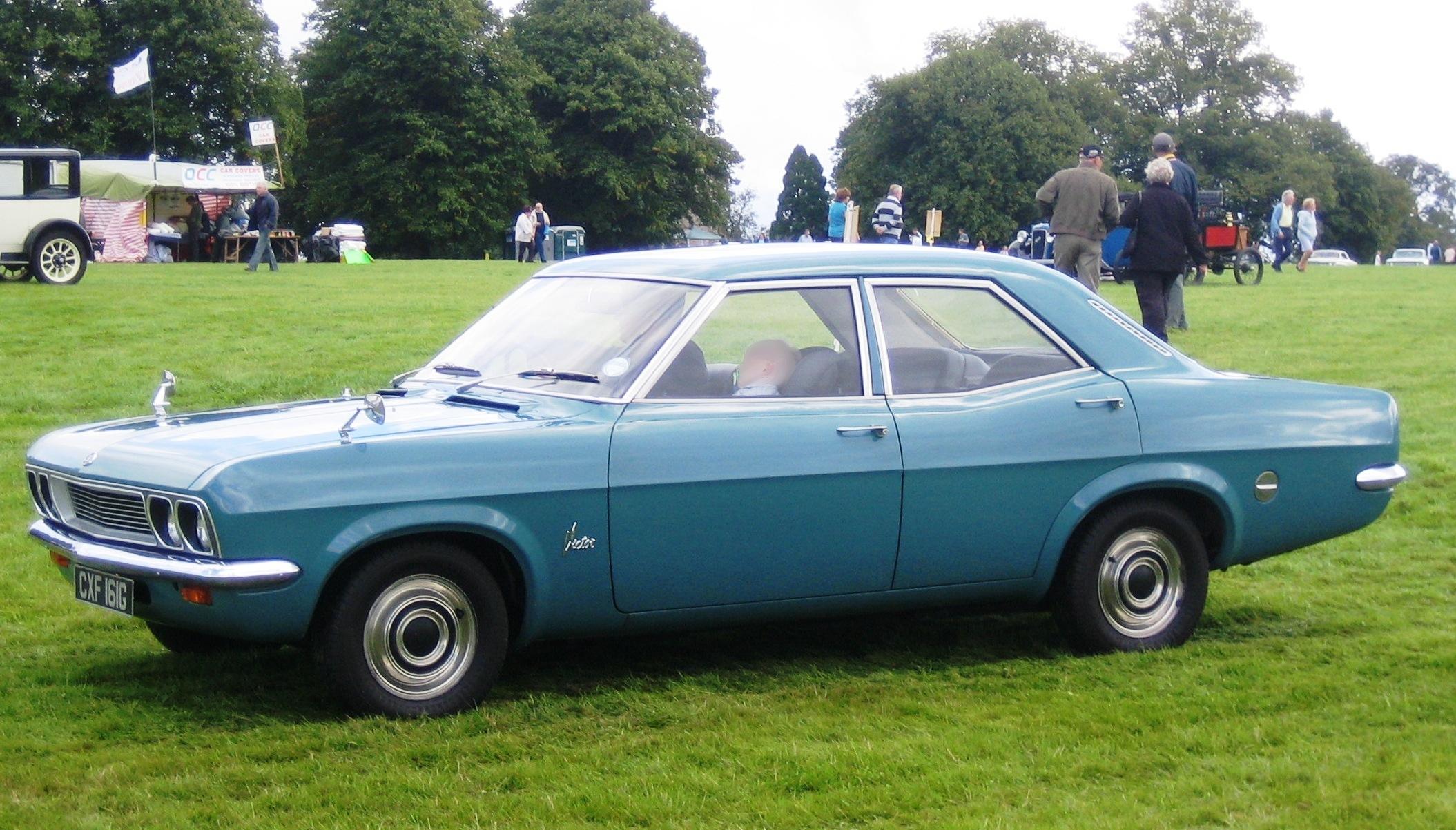Vauxhall Ventora 1967 - 1976 Sedan #5