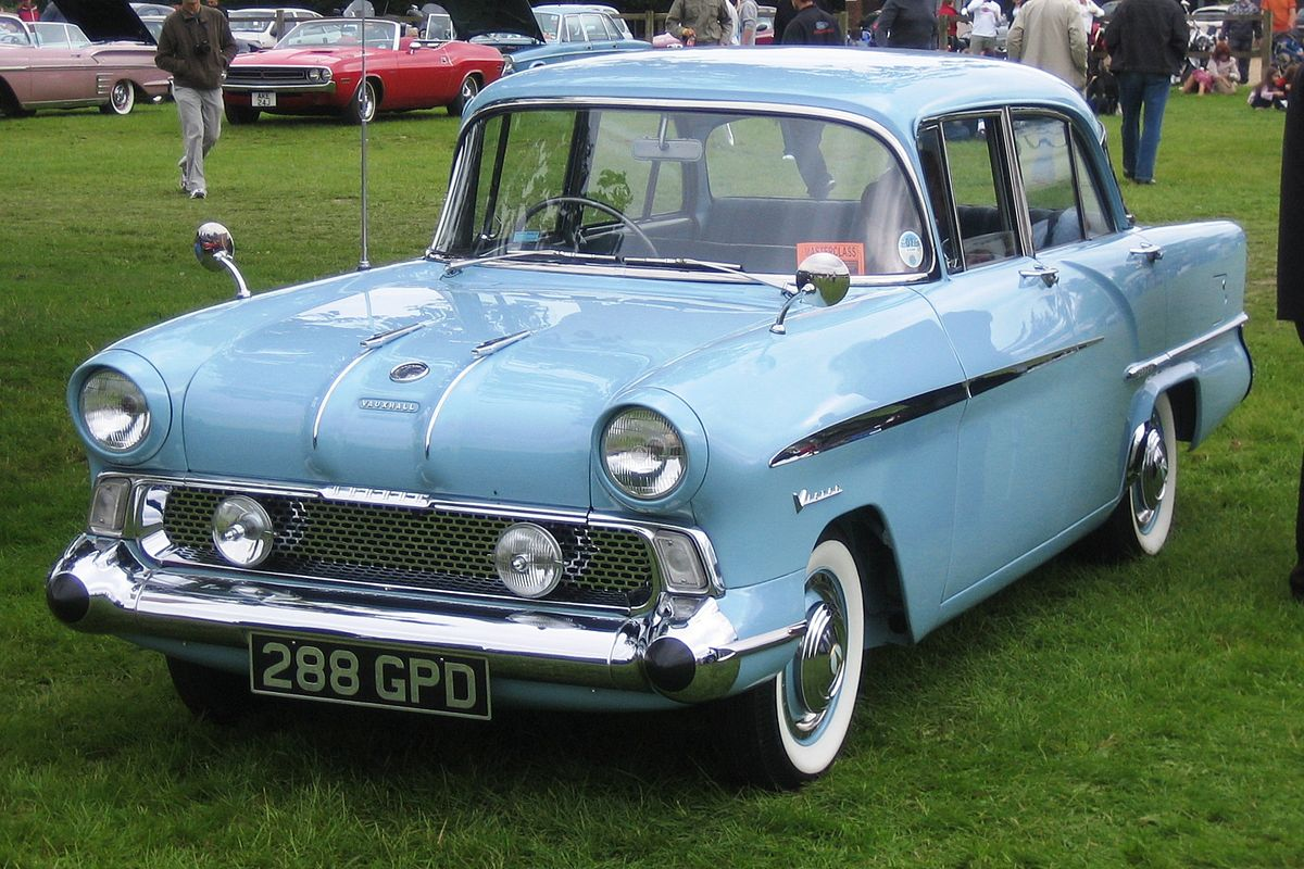 Vauxhall Ventora 1967 - 1976 Sedan #8
