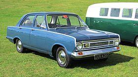 Vauxhall Ventora 1967 - 1976 Sedan #7
