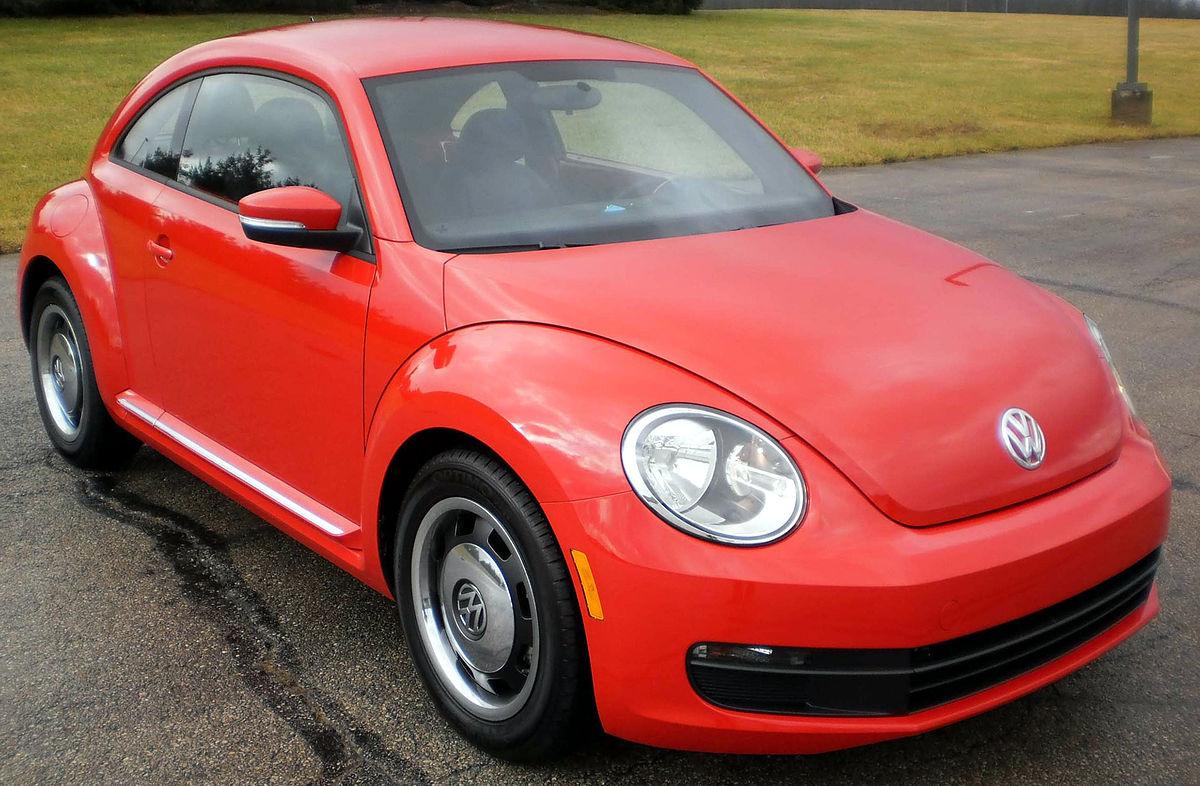 Volkswagen Beetle II (A5) 2013 - now Hatchback 3 door #8