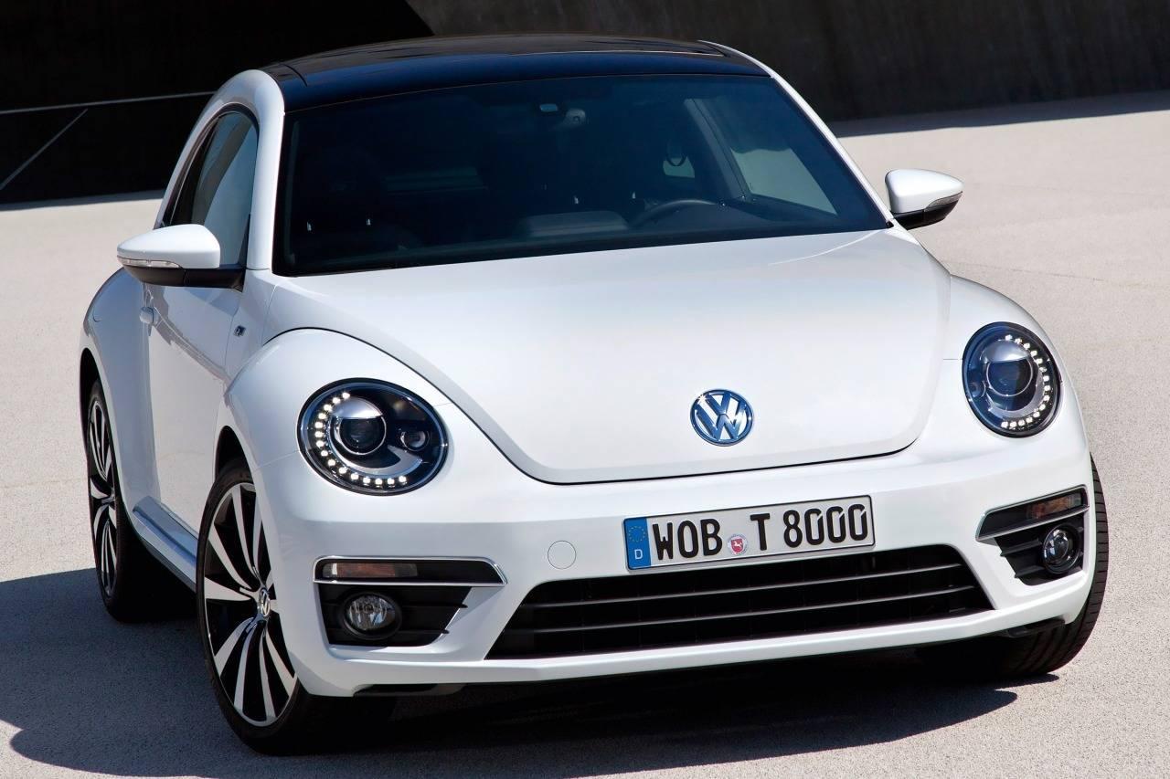 Volkswagen Beetle II (A5) 2013 - now Hatchback 3 door #6