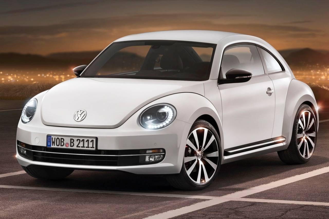 Volkswagen Beetle II (A5) 2013 - now Hatchback 3 door #7