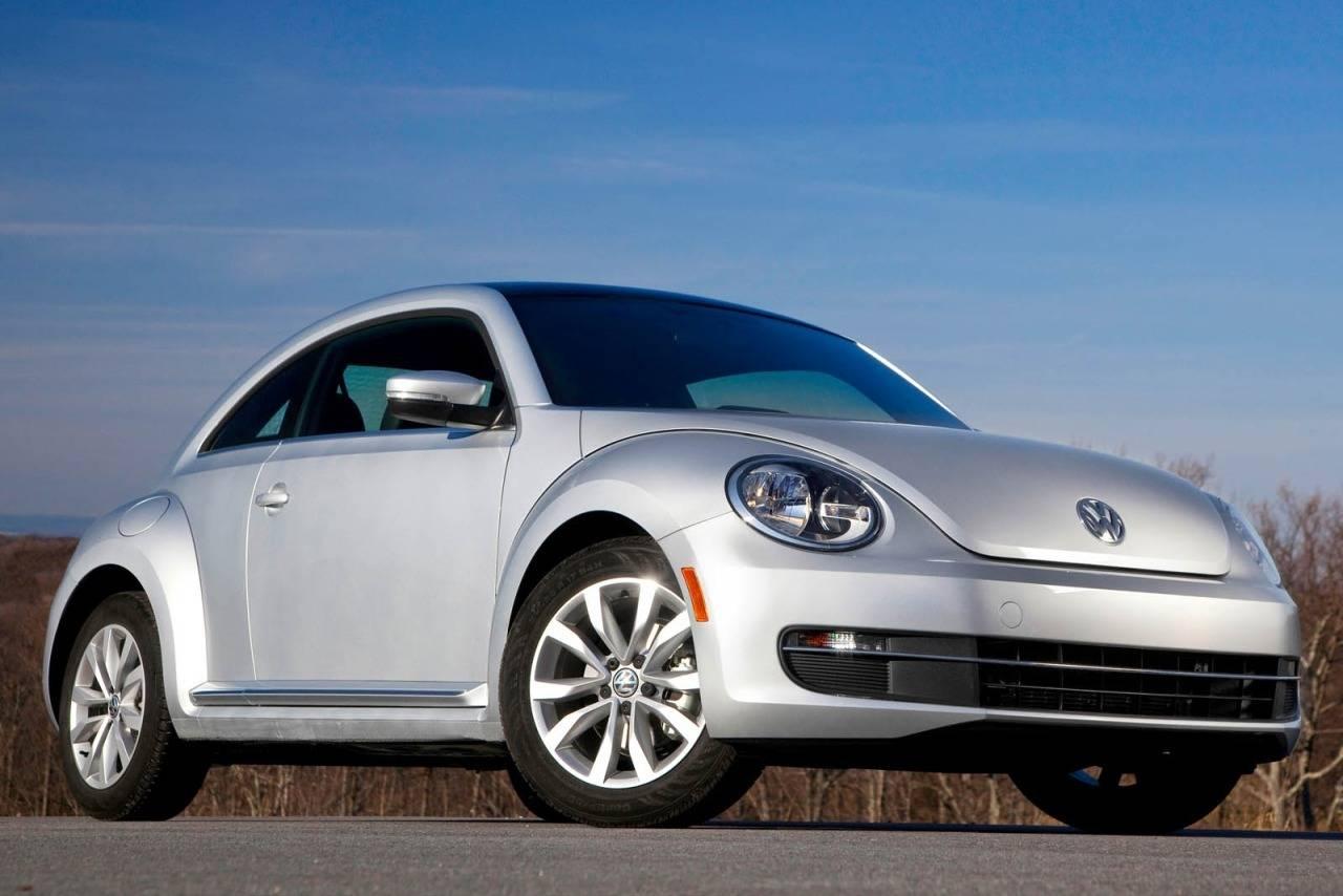 Volkswagen Beetle II (A5) 2013 - now Hatchback 3 door #1