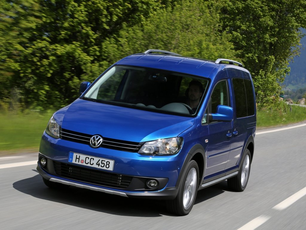 Volkswagen Caddy III Restyling 2010 - 2015 Compact MPV #5