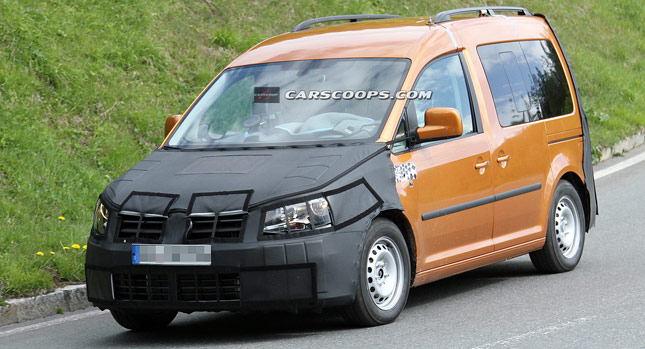 Volkswagen Caddy III Restyling 2010 - 2015 Compact MPV #3