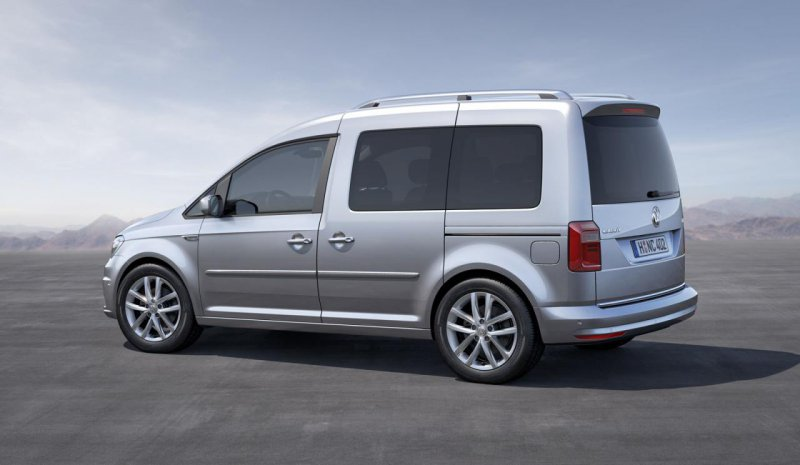 Volkswagen Caddy III Restyling 2010 - 2015 Compact MPV #1