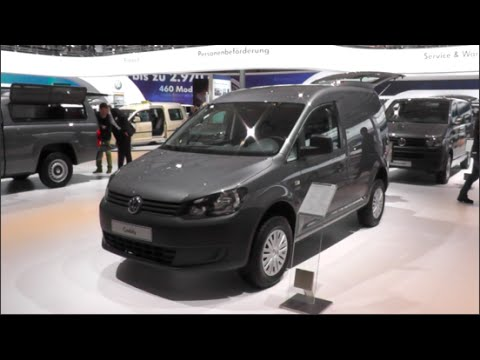 Volkswagen Caddy IV 2015 - now Compact MPV #7
