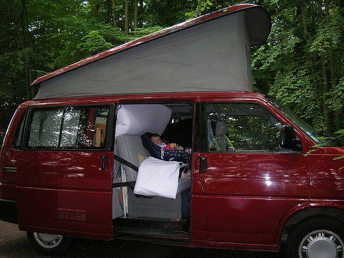 Volkswagen California T4 1991 - 2003 Minivan #8