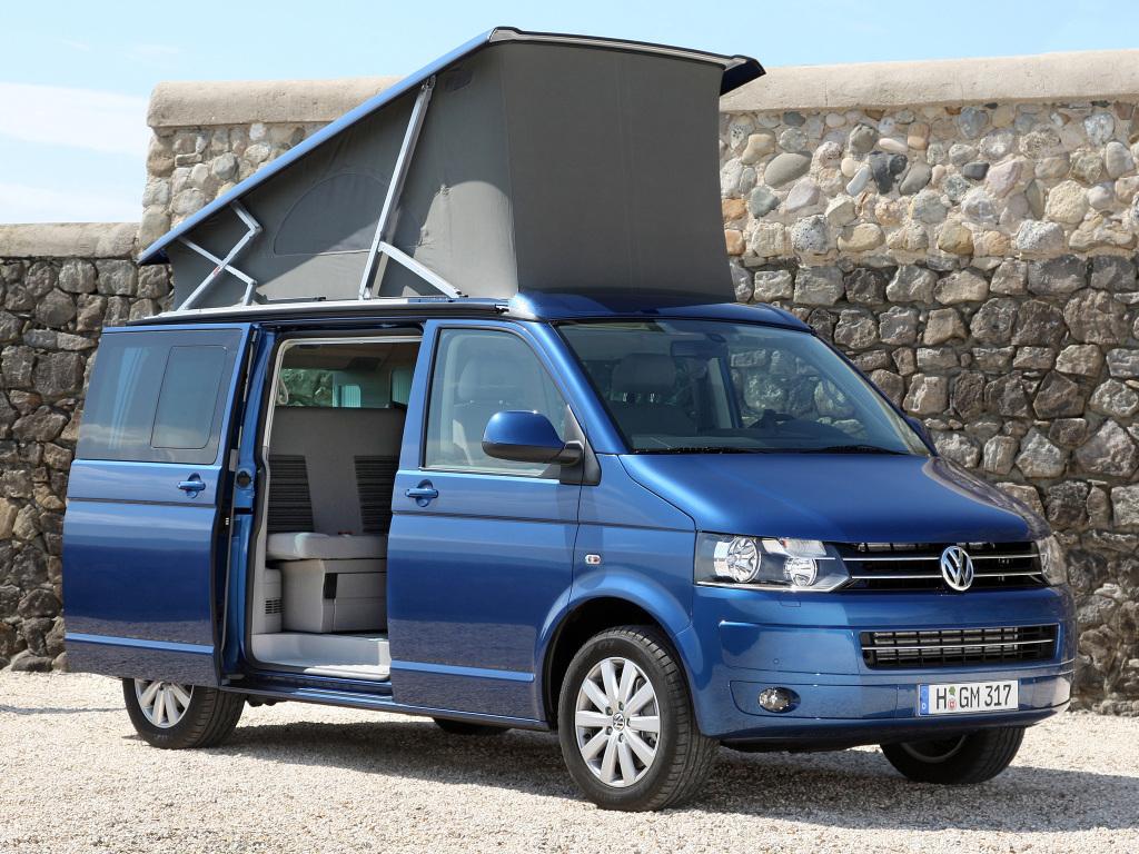 Volkswagen California T5 2003 - 2015 Minivan #2