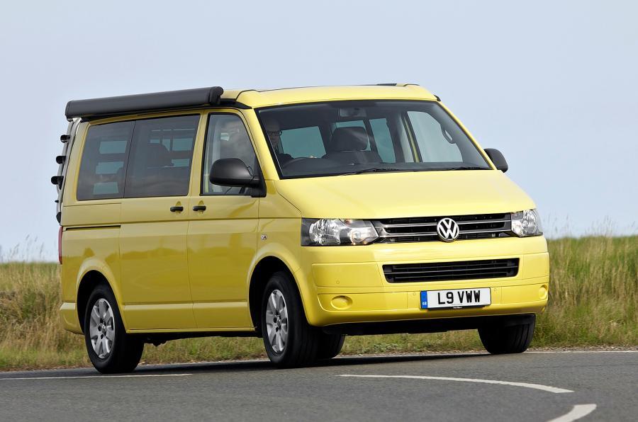 Volkswagen California T5 2003 - 2015 Minivan #6