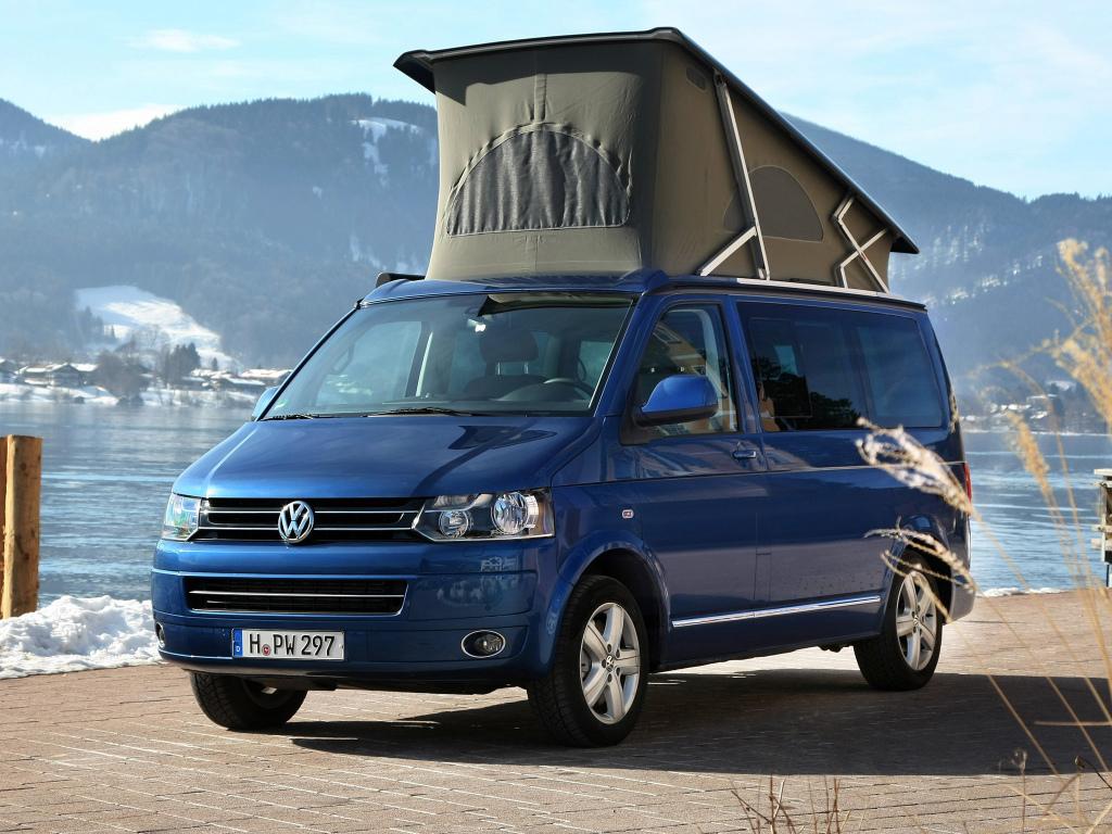 Volkswagen California T5 2003 - 2015 Minivan #7