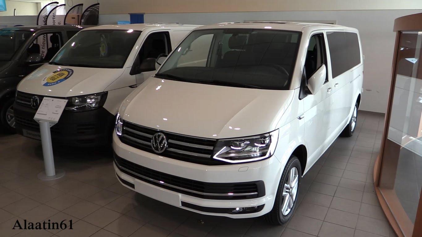 Volkswagen Transporter T6 2015 - now Minivan #6
