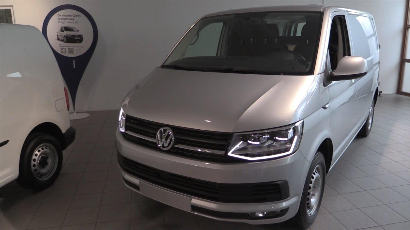 Volkswagen Transporter T6 2015 - now Minivan #8