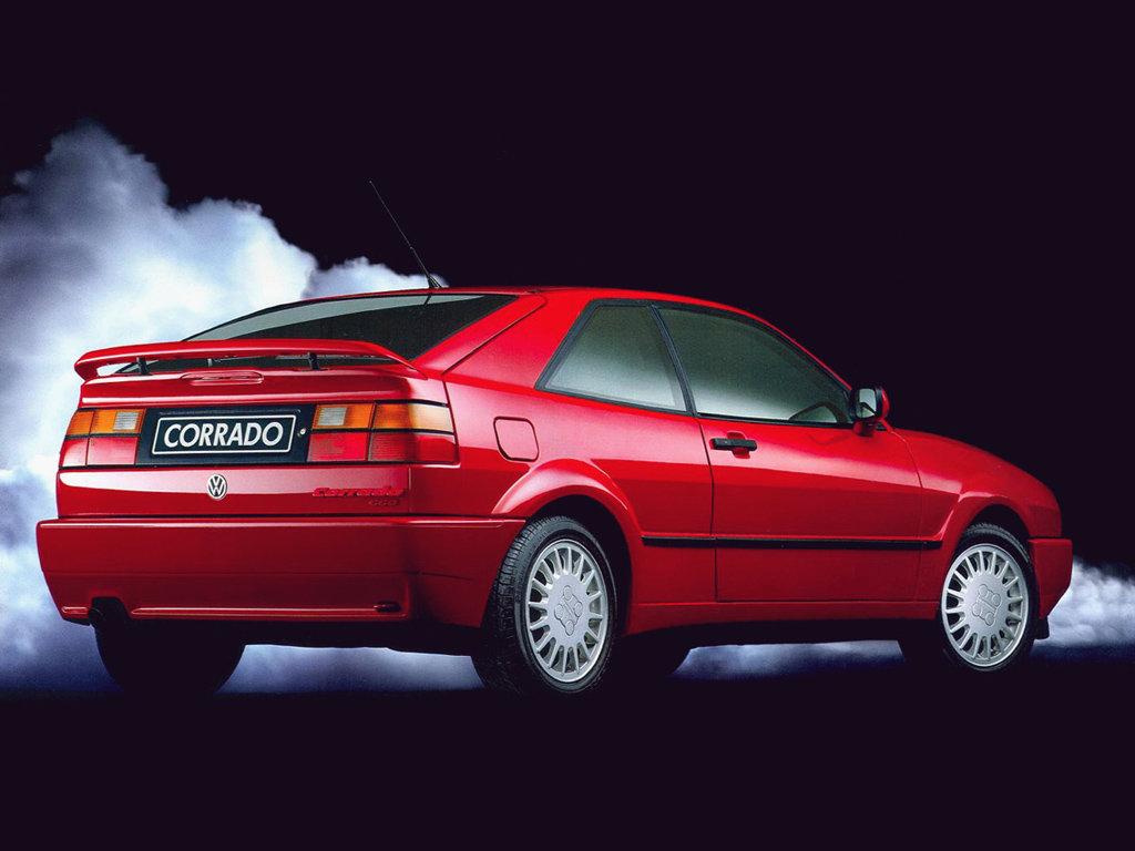 Volkswagen Corrado 1988 - 1995 Hatchback 3 door #6
