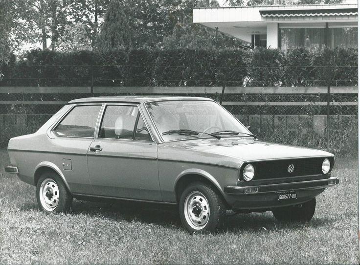 Volkswagen Derby I 1977 - 1981 Coupe #1