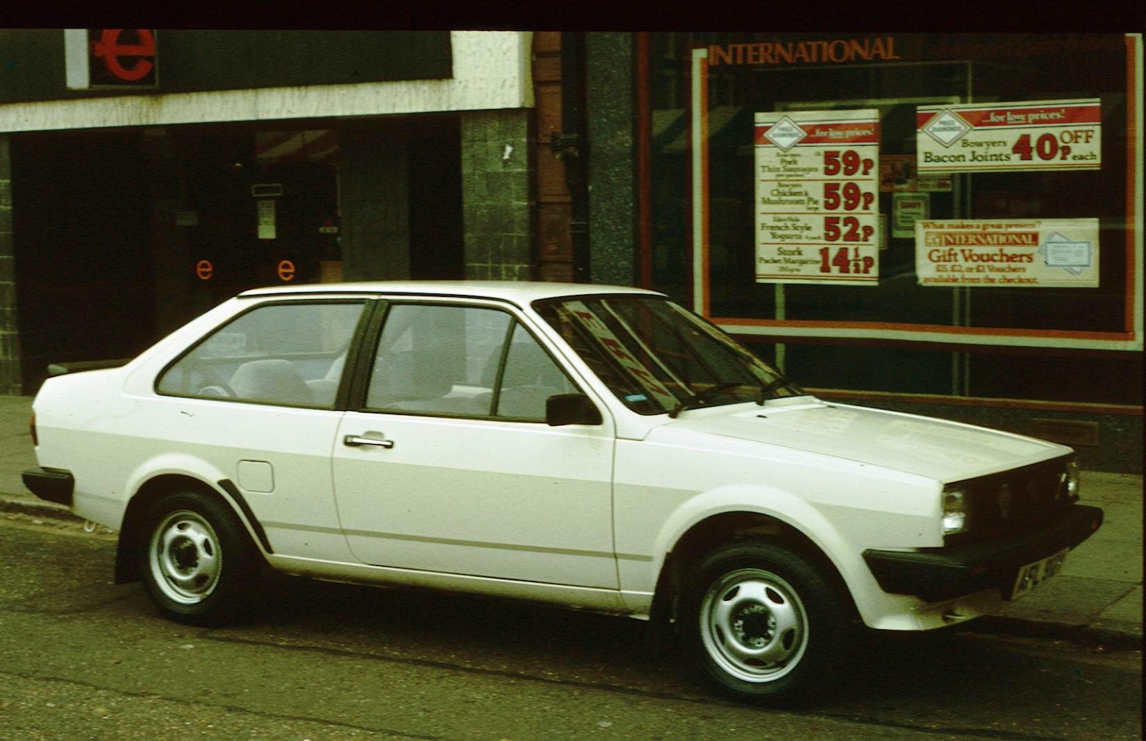 Volkswagen Derby I 1977 - 1981 Coupe #7