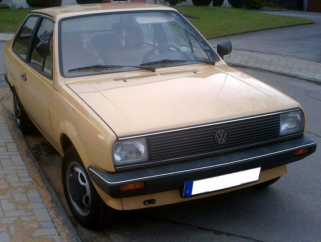 Volkswagen Derby I 1977 - 1981 Coupe #8