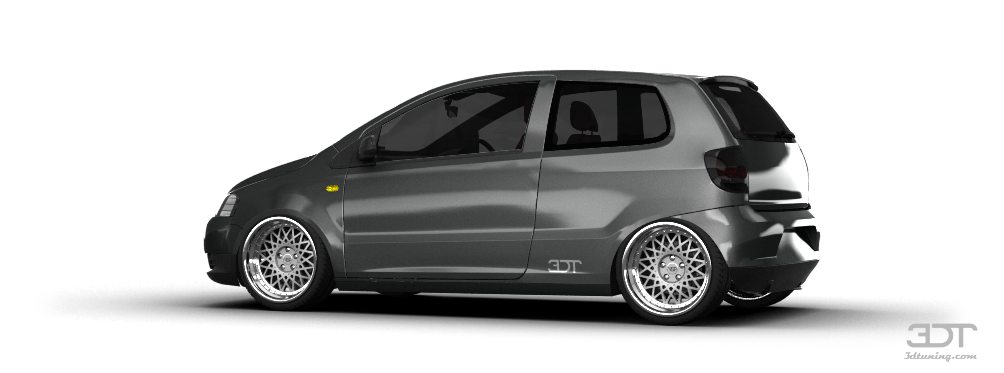 Volkswagen Fox I 2005 - 2009 Hatchback 3 door #4