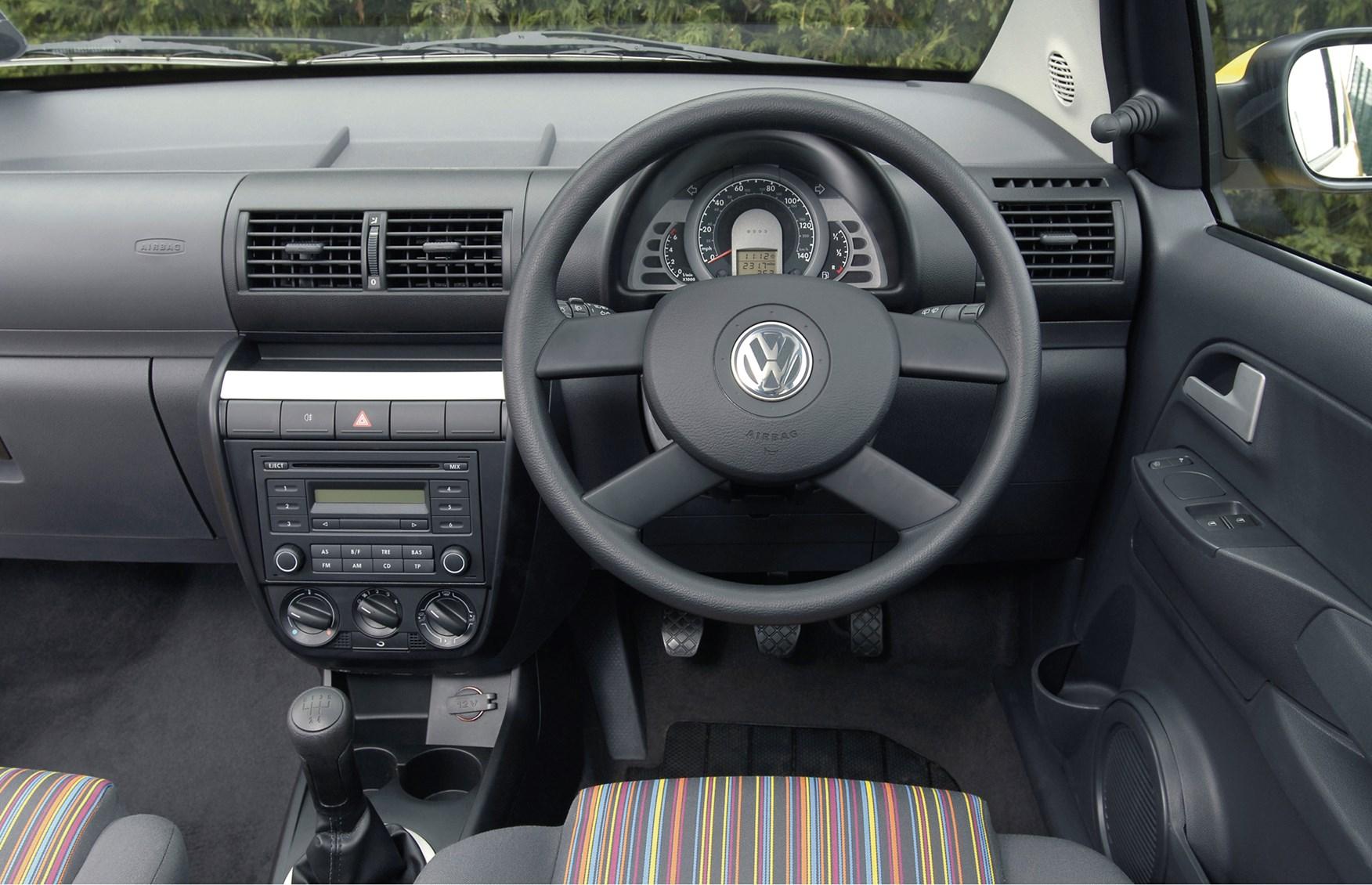 Volkswagen Fox I 2005 - 2009 Hatchback 3 door #5