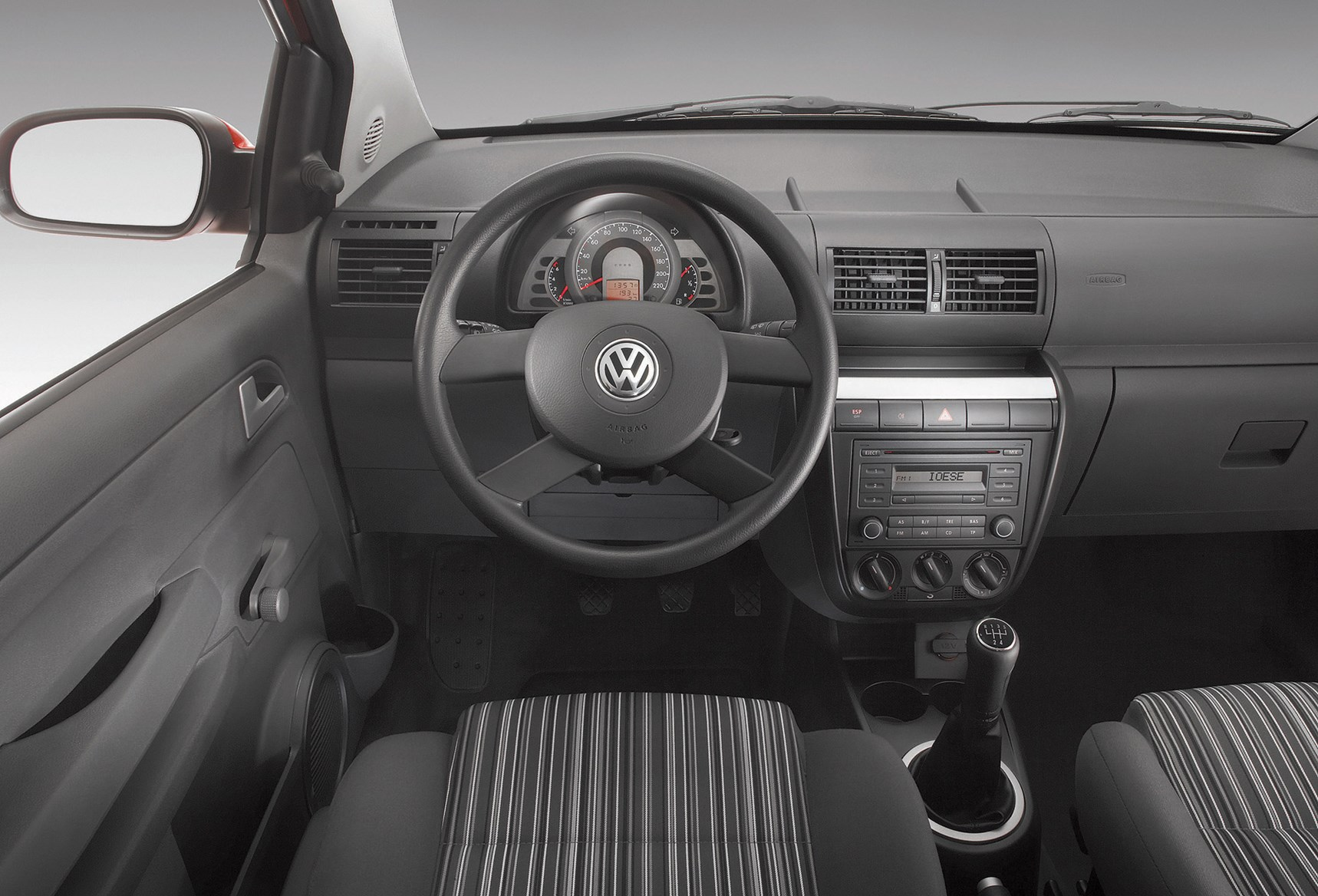 Volkswagen Fox I 2005 - 2009 Hatchback 3 door #6