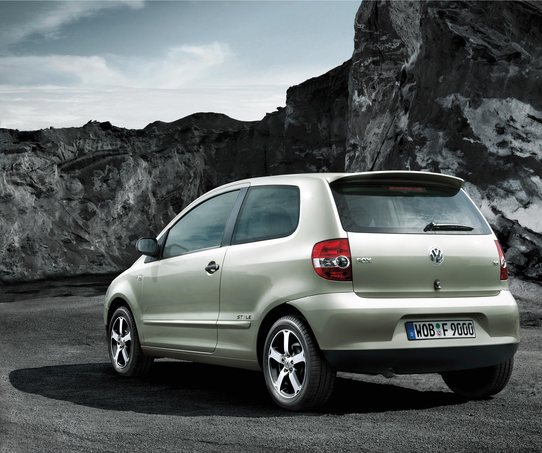 Volkswagen Fox I Restyling 2009 - 2011 Hatchback 3 door #1