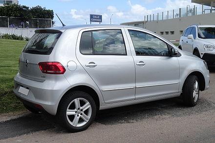 Volkswagen Fox I Restyling 2009 - 2011 Hatchback 5 door #3
