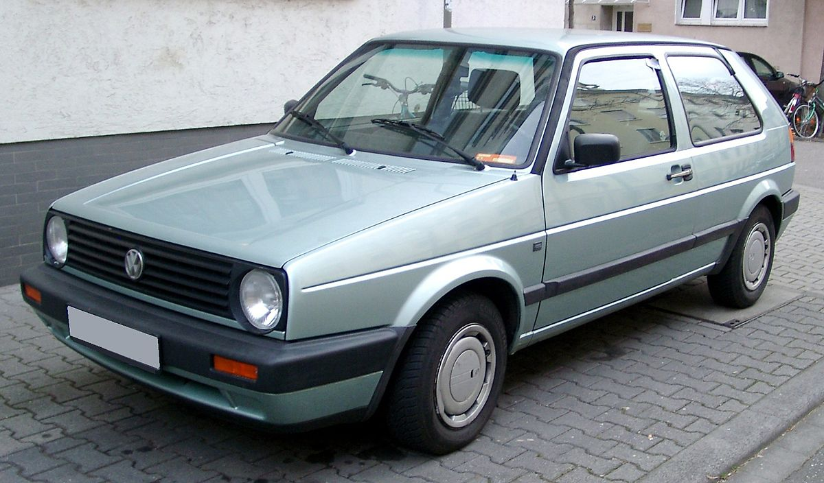 Volkswagen Golf Country 1990 - 1991 SUV 5 door #7