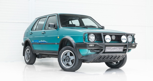 Volkswagen Golf Country 1990 - 1991 SUV 5 door #3