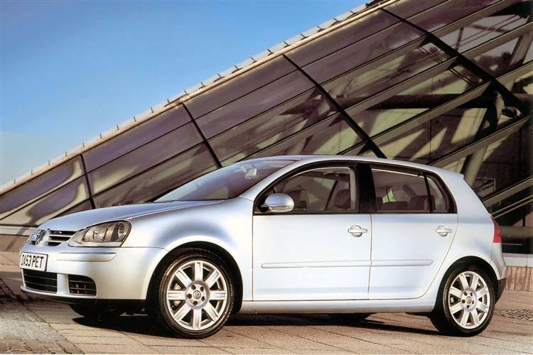 Volkswagen Golf Plus I 2004 - 2009 Hatchback 5 door #6