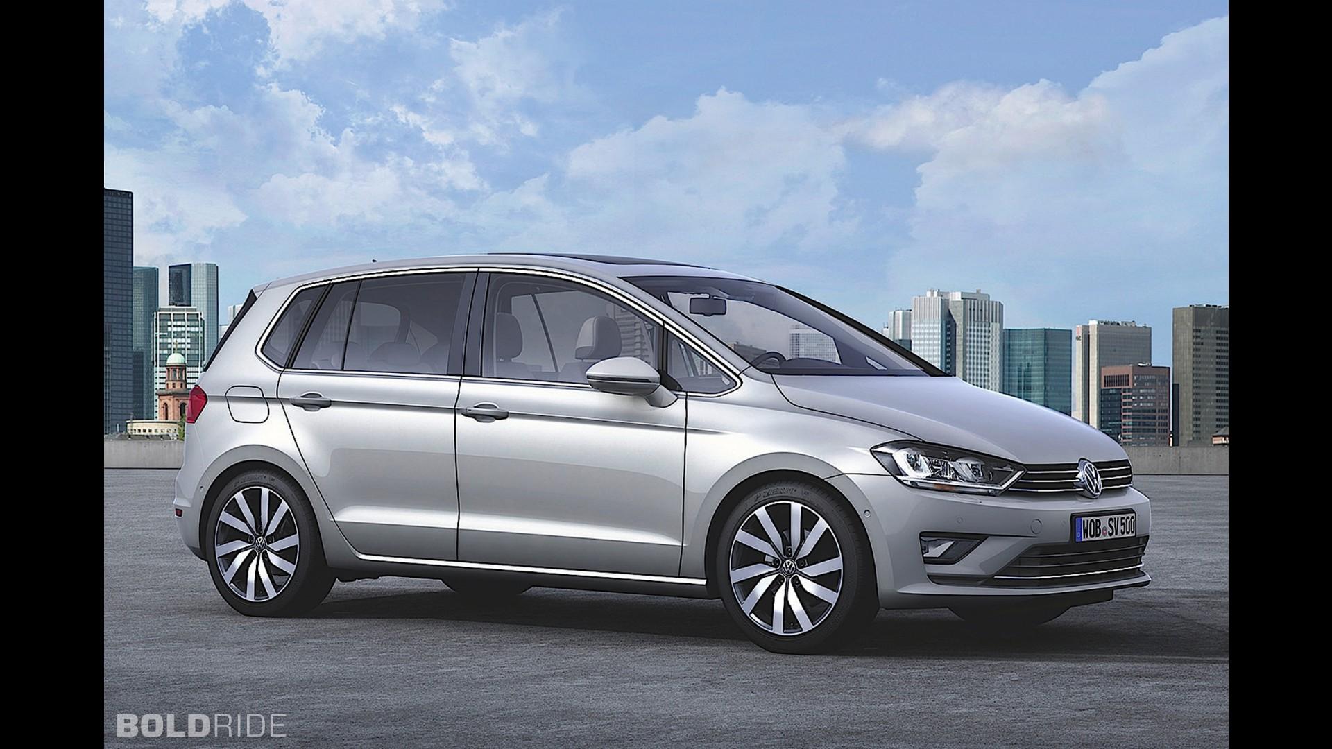 Volkswagen Golf Sportsvan 2014 - now Hatchback 5 door #3
