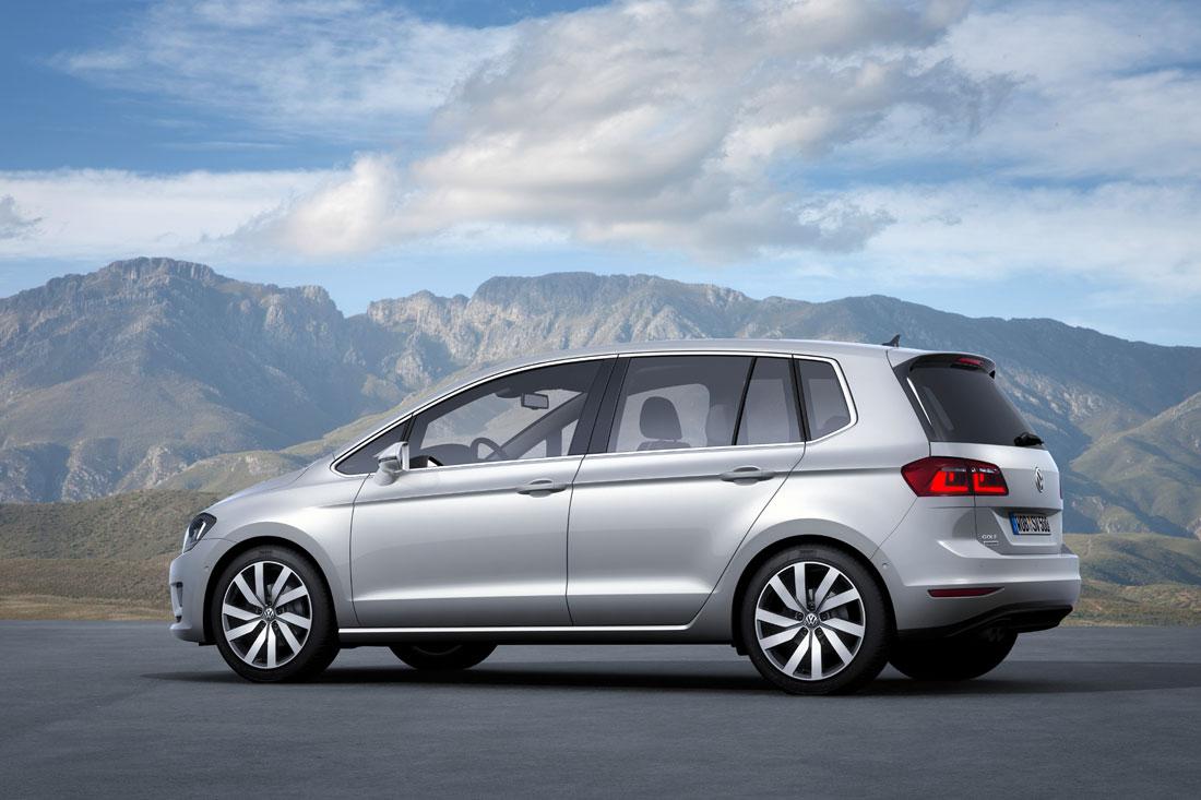 Volkswagen Golf Sportsvan 2014 - now Hatchback 5 door #6