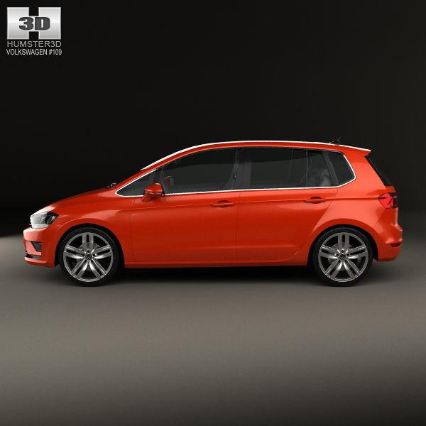Volkswagen Golf Sportsvan 2014 - now Hatchback 5 door #7