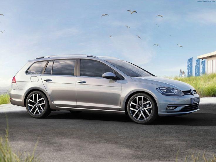 Volkswagen Golf VII Restyling 2017 - now Station wagon 5 door #8
