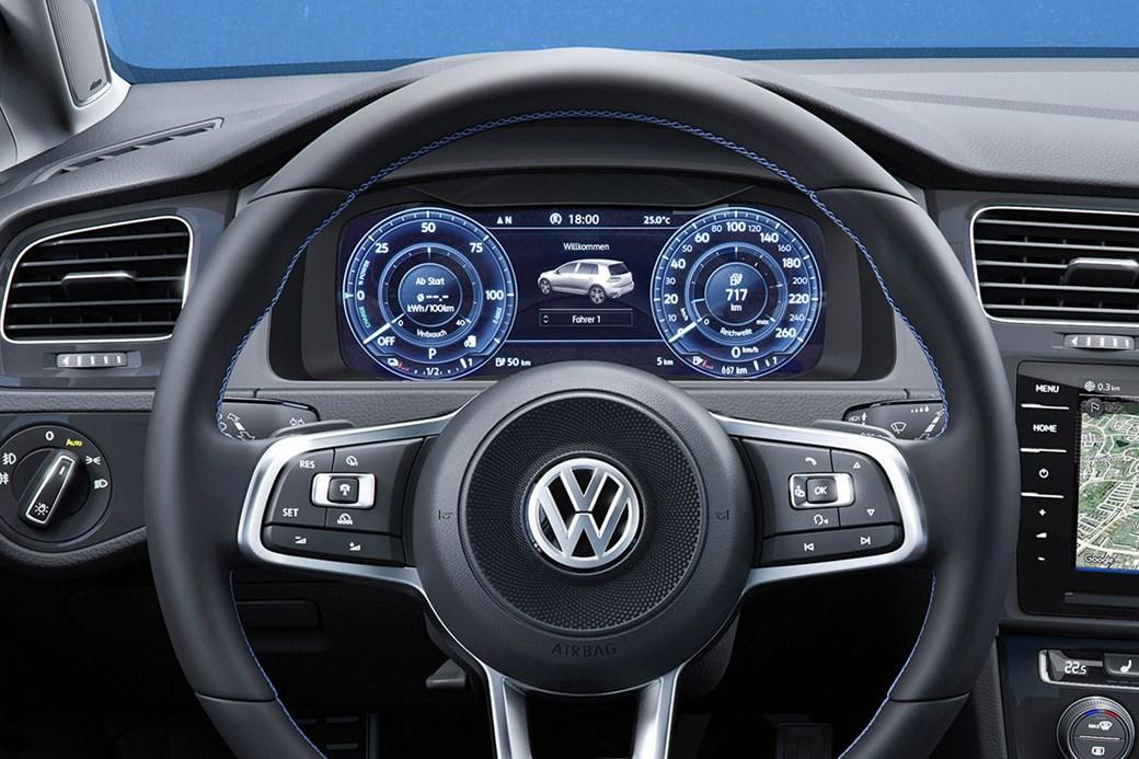 Volkswagen Golf VII Restyling 2017 - now Station wagon 5 door #7