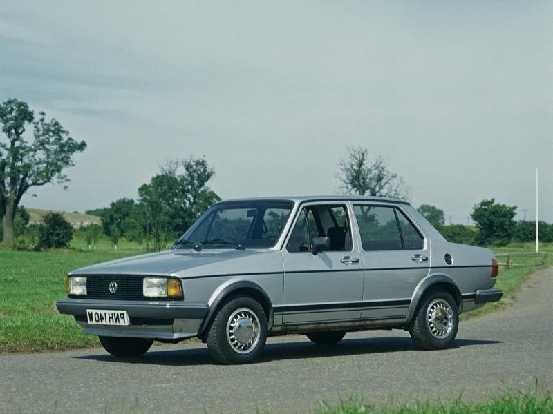 Volkswagen Jetta I 1979 - 1984 Sedan #3