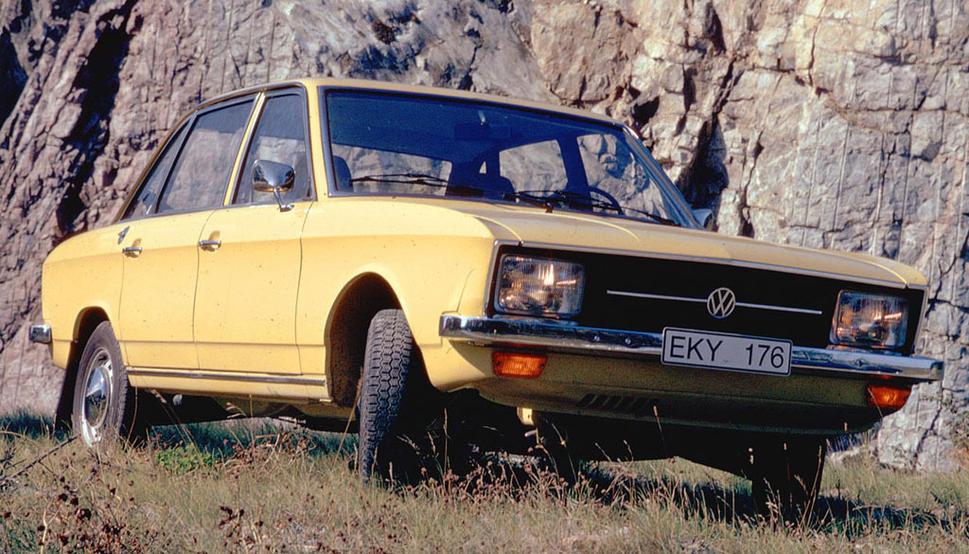 Volkswagen K70 1969 - 1974 Sedan #4