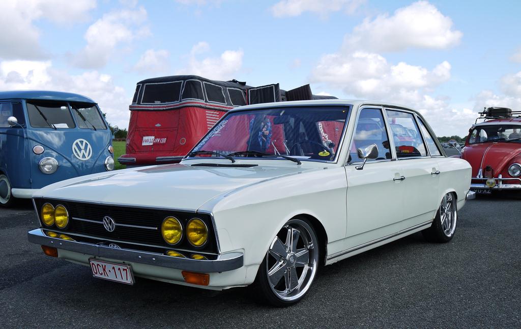 Volkswagen K70 1969 1974 Sedan Outstanding Cars