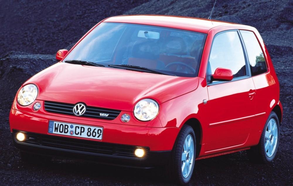 Volkswagen Lupo 1998 - 2005 Hatchback 3 door #4
