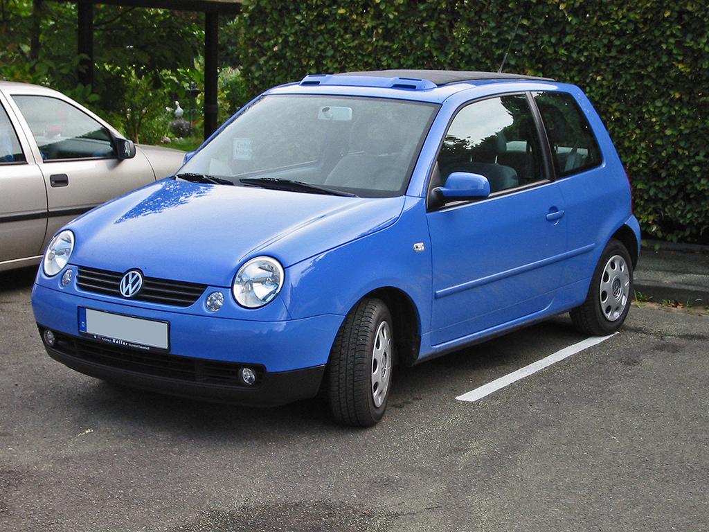 Volkswagen Lupo 1998 - 2005 Hatchback 3 door #7