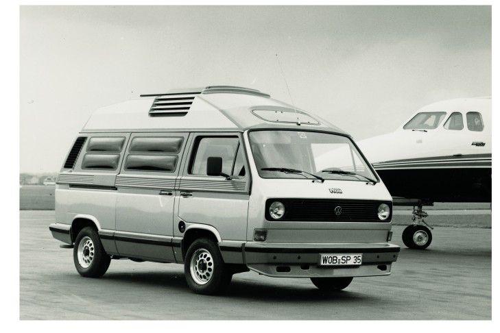 Volkswagen Multivan T3 1984 - 1992 Minivan #4