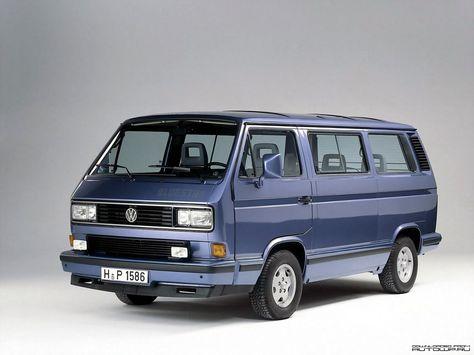 Volkswagen Multivan T3 1984 - 1992 Minivan #2