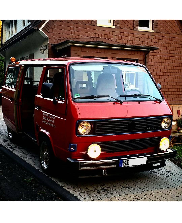 Volkswagen Multivan T3 1984 - 1992 Minivan #6