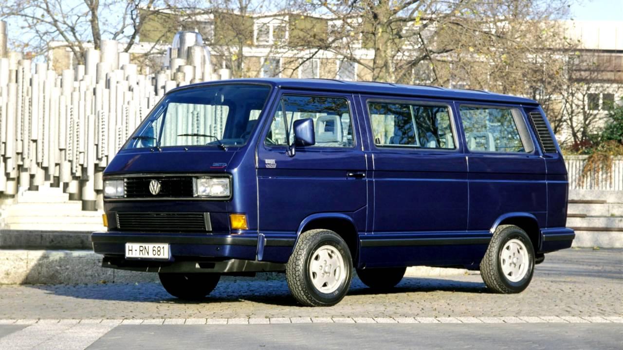 Volkswagen Multivan T3 1984 - 1992 Minivan #7