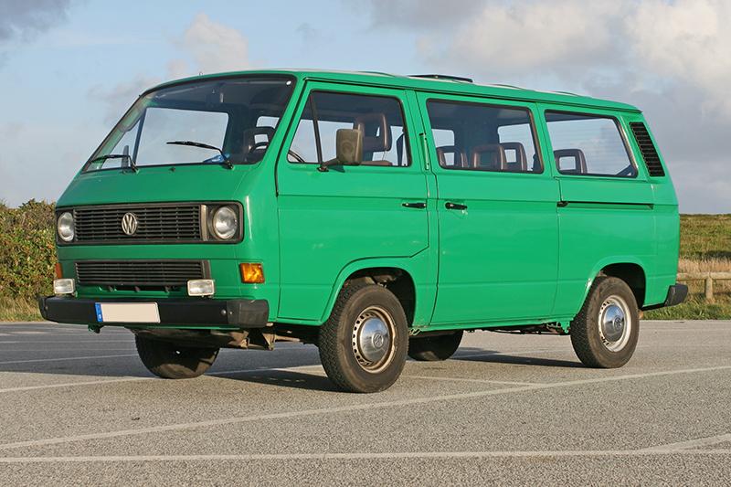 Volkswagen Multivan T3 1984 - 1992 Minivan #8
